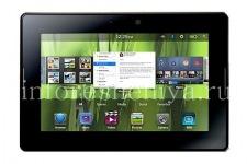 Ikhompyutha yekhompyutha BlackBerry PlayBook, Black (Black), 64GB
