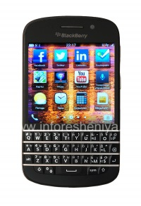 Shop for Smartphone BlackBerry Q10