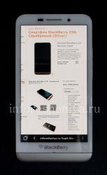 Shop for Smartphone BlackBerry Z30