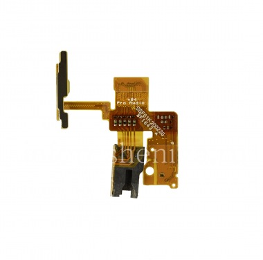 Buy Audio connector chip in the assembly with proximity and light sensors, microphone and power button for BlackBerry DTEK60