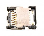Memory card slot (Memory Card Slot) T1 for BlackBerry