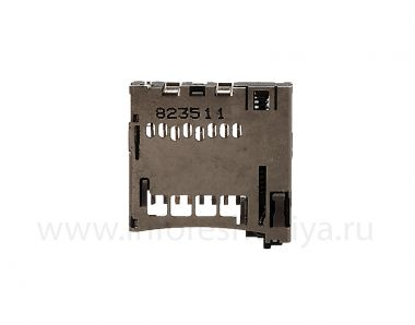 Buy Memory card slot (Memory Card Slot) T2 for BlackBerry