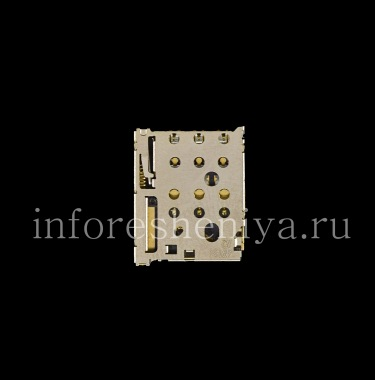 Buy Connector for SIM cards (SIM-card Connector) T12 for BlackBerry
