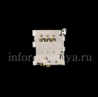 Buy Connector for SIM cards (SIM-card Connector) T13 for BlackBerry