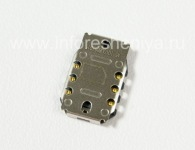 Connector for SIM cards (SIM-card Connector) T1 for BlackBerry