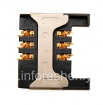 Connector for SIM cards (SIM-card Connector) T2 for BlackBerry