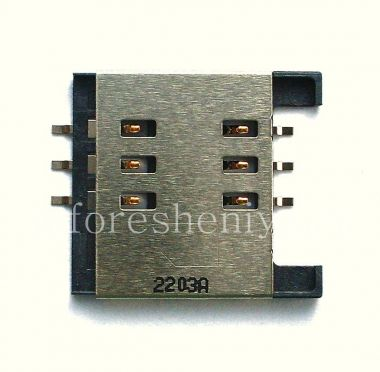 Buy Connector for SIM cards (SIM-card Connector) T3 for BlackBerry