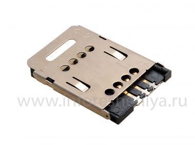 Buy Connector for SIM cards (SIM-card Connector) T4 for BlackBerry
