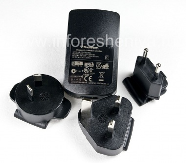 Buy Original universal wall charger with attachments for different countries