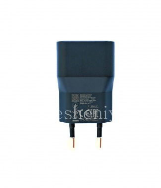 Buy The original network charger increased current 1300mA Euro type for BlackBerry