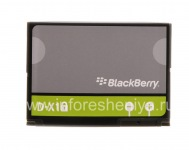 The original D-X1 Battery for BlackBerry, Grey / Green