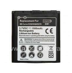 Battery E-M1 (copy) for BlackBerry, The black